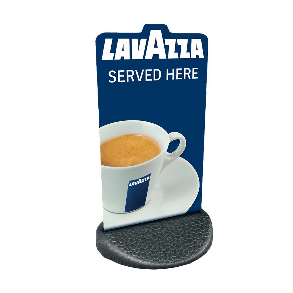 Lavazza Pavement Sign